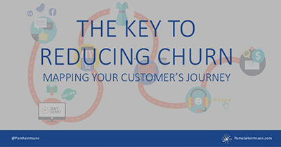 The Key to Reducing Churn – Mapping Your Customer's Journey