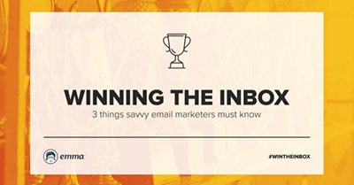 Winning the Inbox: 3 Things Savvy Email Marketers Must Know