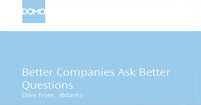 Ask Your Customers Better Questions to Drive Business Success