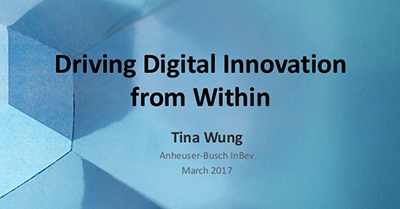Driving Innovation Transformation from Within