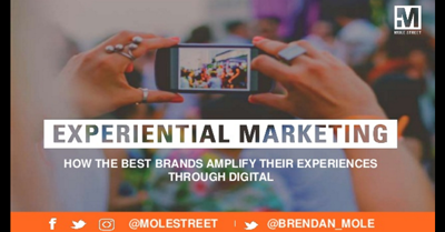 Experiential Marketing: How the Best Brands Amplify Their Live Experiences Through Digital