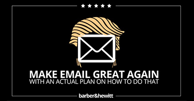 Make Email Great Again — With an Actual Plan On How to Do That