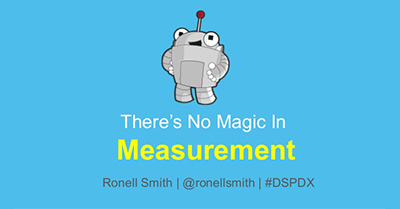 There's No Magic in Measurement