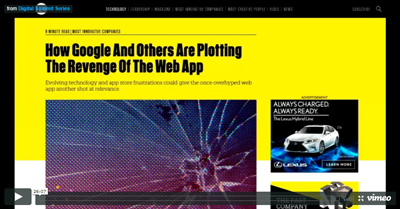 Why Progressive Web Apps Will Transform Your Website