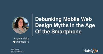 Debunking Mobile Web Design Myths in the Age of the Smartphone