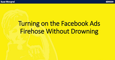 Facebook Ads: Mastering the Power of the Demographic Fire Hose