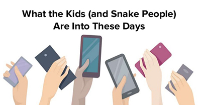 How Mashable Cultivates an Loyal Audience of Snake Peopl… er, Millennials
