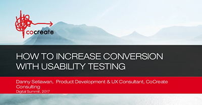 How to Increase Conversion With Usability Testing