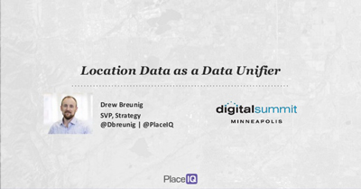 Location Data as a Data Unifier: Retail Brand Successes