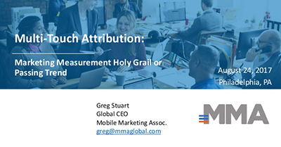Multi-Touch Attribution: Marketing Measurement's Holy Grail or Passing Trend