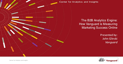 The B2B Analytics Engine: How Vanguard is Measuring Marketing Success Online