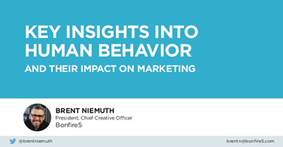 Key Insights into Human Behavior and Their Impact on Marketing