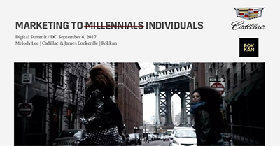 Marketing to Millennials: It's Not Just What You Say, It's How and Where You Say It