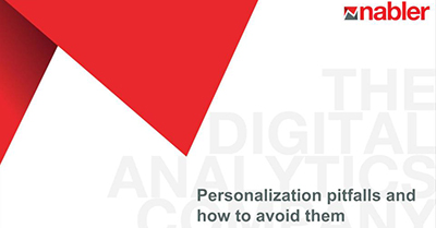 Personalization Pitfalls and How to Avoid Them