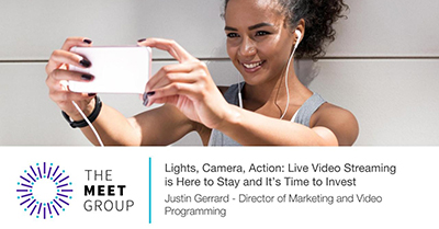 Lights, Camera, Action: Live Video Streaming is Here to Stay and Its Time to Invest