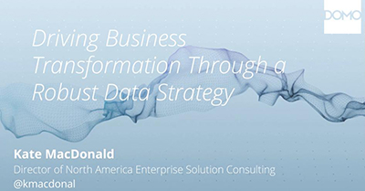 Driving Business Transformation Through a Robust Data Strategy