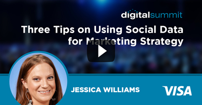 Three Tips on Using Social Data for Marketing Strategy