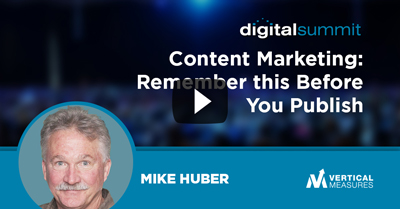 Content Marketing: Remember this Before You Publish