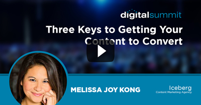 Three Keys to Getting Your Content to Convert