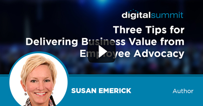 Three Tips for Delivering Business Value from Employee Advocacy