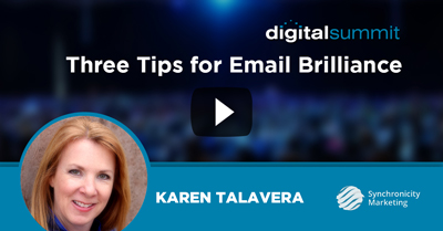 Three Tips for Email Brilliance