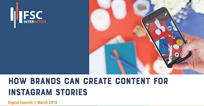 How Brands Can Create Quick Captivating Content Using Instagram Stories