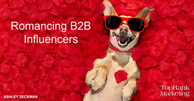Romancing B2B Influencers: How to Attract, Engage and Persuade Influencers to Co-Create