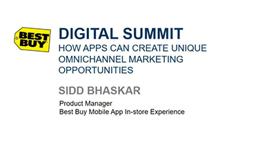 Deliver Value to Customers In-store Through a Mobile App