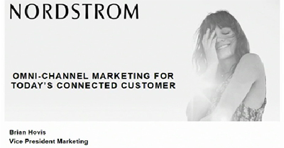 Omni-channel Marketing for Today's Connected Retail Customer