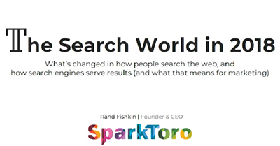 Search Marketing's Evolution: 2018 and Beyond