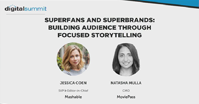 Superfans and Superbrands: Building Audience Through Focused Storytelling
