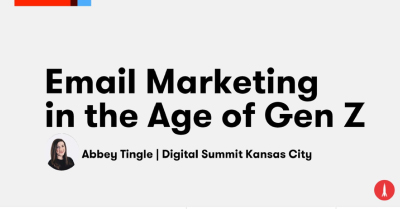 Email Marketing in the Age of Gen Z