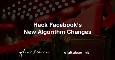 How to Hack Facebook's New Algorithm Changes