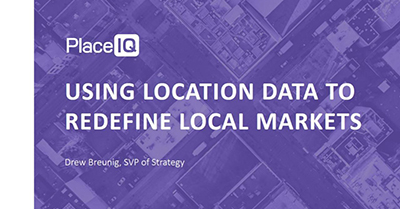 Location Data as a Data Unifier: Auto Brand Successes