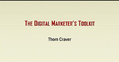 The Digital Marketers Toolkit
