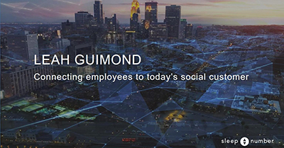 Connecting Employees to Today's Social Customer