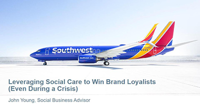 Leveraging Social Care to Win Brand Loyalists (Even During a Crisis)