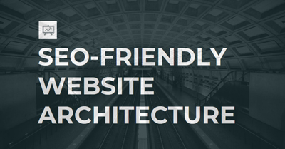 Constructing a Website Architecture that Supports Search Demand