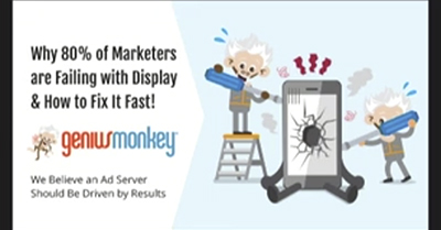 Why 80% of Marketers are Failing with Display, and How to Fix it Fast!