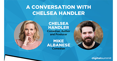 A Conversation with Chelsea Handler