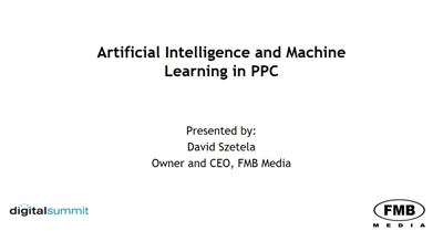 AI and Machine Learning in PPC Advertising