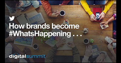 How Brands Can Be #WhatsHappening via Creative Storytelling