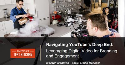 Navigating YouTube's Deep End: Leveraging Digital Video for Branding, and Engagement