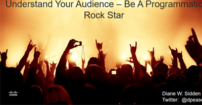Understand Your Audience – Become a Programmatic Rock Star