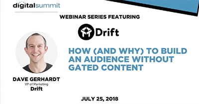 Build Your Audience Without Gated Content