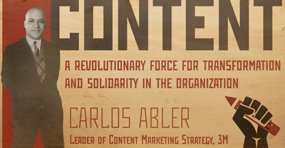 Content as a Force of Transformation and Alignment in Your Organization