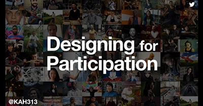 Designing For Participation