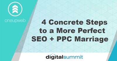 Four Concrete Steps for a More Perfect SEO + PPC Marriage