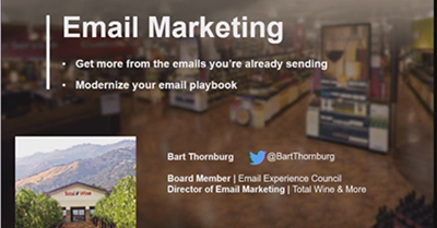 Get More from the Emails You're Already Sending and Modernize Your Email Marketing Playbook