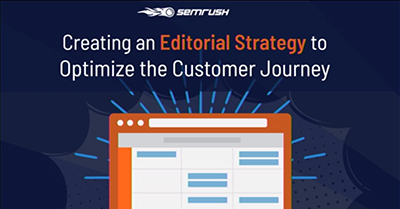 Streamlined: Creating an Editorial Calendar to Optimize the Customer Journey